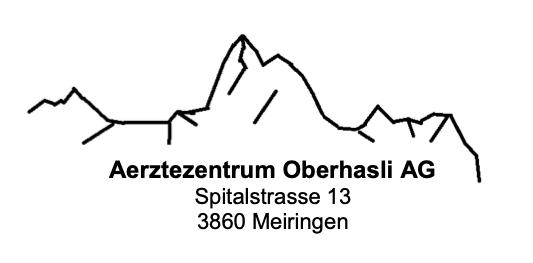 Logo Aerztezentrum Oberhasli